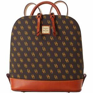 Dooney & Bourke Gretta Zip Pod Backpack