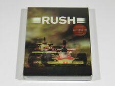 Rush Blu-ray Steelbook KimchiDVD Lenticular Slip Ed. OOS/OOP RGN FREE ENG AUDIO