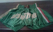 Farabi Sports In Pile Pantaloncini Sport da Palestra Boxe Fondo Da Uomo Calcio Pantaloncini in Pile