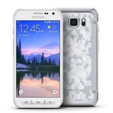 Samsung Galaxy S6 Active SM-G890A 32GB Weiß AT&T 16,0 Megapixel Unlocked 9/10