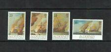 Alderney: 1992  300th Anniversary. Battle of La Hogue  MNH set