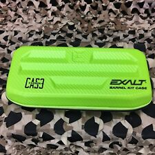 New Exalt Barrel Kit Carbon Case - Lime