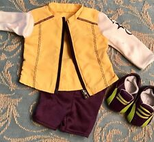 Authentic American Girl Doll Clothes CYCLING OUTFIT Retired