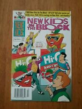 Vintage 1991 Harvey Rockomics New Kids on the Block Special Issue #1 Comic