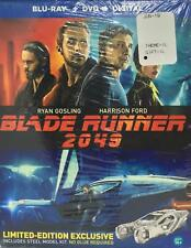 BLADE RUNNER 2049 BLURAY + DVD - LIMITED EDITION EXCLUSIVE