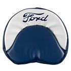 Padded Seat Cover Cushion Blue White For Ford 9n 2n 8n NAA Jubilee 601 USA MADE