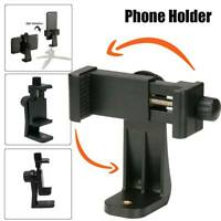 Smartphone Tripod Adapter Cell Phone Holder Mount For iPhone Camera Universal .