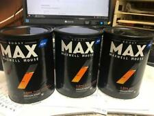 3X MAX by Maxwell House Boost Roast and Ground Coffee, 1.50x Caffeine, 13.5 Ounc