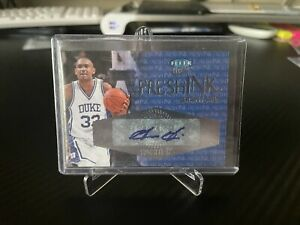 2012-13 Fleer Retro Grant Hill Fresh Ink Autograph