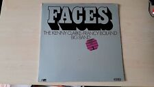 Clarke-Boland Big Band – Faces 17 Men And Their Music lp
