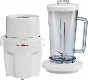 Moulinex A327R1 - Mincer 700 W Of Easy System With Cap Of Pressure + Blender