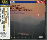 HERBERT BLOMSTEDT &...-MOZART: SYMPHONIES NO.38 & NO.39-JAPAN UHQCD C94