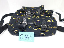 Batman Backpack SIZE 13 For Ages 14 AND UP