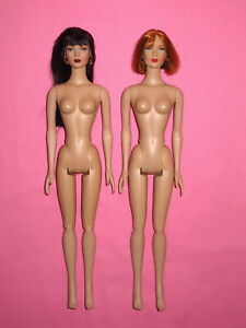 """Tonner - LOT of 2 NUDE 16"""" Tyler Wentworth Fashion Dolls"""