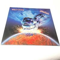 Judas Priest 'Ram It Down' 1988 UK Vinyl LP EX-/VG Very Clean Vinyl!