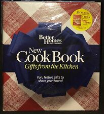 Better Homes and Gardens New Cook Book:Gift from the Kitchen Edition15 Hardcover