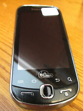 Samsung M910 Intercept Virgin Mobile 3.2 Camera QWERTY Touch  See Details