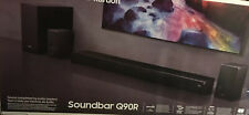 SAMSUNG Soundbar HW-Q90R Soundsystem, 7.1.4 Kanal Soundbar schwarz
