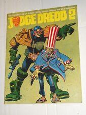 Titan Books Chronicles of JUDGE DREDD 2 1st Print TPB Trade Paperback