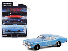 "1977 Plymouth Fury Detective Junkins' ""Christine"" Movie 1/64 Greenlight 44900 B"
