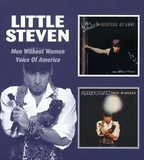 Men Without Women/Voice Of America - Little Steven (2005, CD NIEUW)2 DISC SET