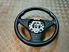 BMW 520 D TOURING 2.0 DIESEL 2006 3 SPOKE M SPORT STEERING WHEEL 06B024AA0665A