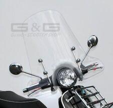 Windschild Windschutzscheibe Faco Klarglas Hoch Piaggio Vespa GTS 125 250 300 ie