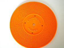Vintage Fisher-Price 995 Record Player Record #4 Camptown Races - Orange