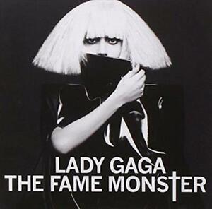 Lady Gaga Fame Monster (Deluxe Edition) CD