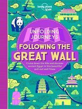 NEW - Unfolding Journeys - Following the Great Wall (Lonely Planet Kids)