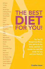 The Best Diet for You!: The Top 30 Weight-Loss Plans, from Atkins to the Zone, a