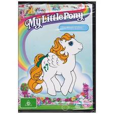DVD MY LITTLE PONY THE MAGIC COINS + REVOLT OF PARADISE ESTATE 2 EPISODES R4 BNS