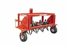 """Classen 48RT Aerator Commercial 42"""" Tow Pull Behind Core"""