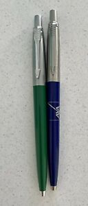 X 2 Parker Biro Pens