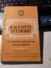 LIBRO RACCONTI D'AMORE ANNABELLA CINQUANTANNI DI SUCCESSI AAVV 1982