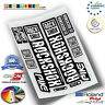 PEGATINAS HORQUILLAS ROCKSHOX PIKE 2019 AUTOCOLLANTS MTB STICKERS DECALS WP267