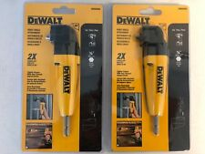 (2-Pack) Dewalt Right Angle Drill Adapter Cordless Drills Attachment Dwara50