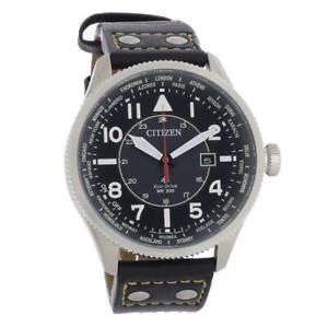 Citizen Men's BX1010-02E Avion World Time Eco-Drive Watch