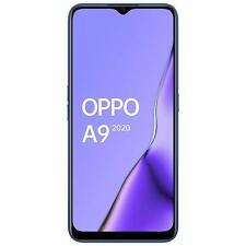 New Launch OPPO A9 2020 Unlocked Dual SIM-8GB RAM-48MP QuadCam- Space Purple