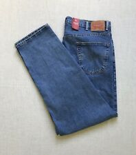 NWT MENS 42X34 LEVIS 550 CLASSIC RELAXED FIT STRETCH DENIM BLUE JEANS