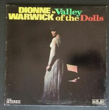 "Dionne Warwick, ""Valley of the Dolls"" 1968, Vg+, Scepter Records"