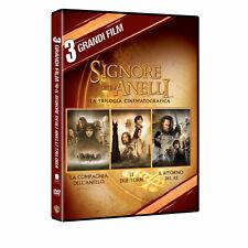 Dvd Il Signore degli Anelli - La Trilogia - (3 Film Dvd) .....NUOVO