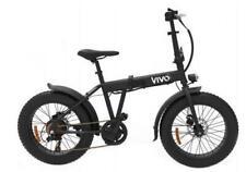 VivoBike Fat Bike VFA20F Bicicletta Elettrica Pieghevole Autonomia 40 Km
