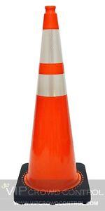 "JBC Traffic Cone, 36"" HT, RS90055CT3M64"