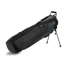 CALLAWAY HYPER LITE 1+ DUAL STRAP GOLF STAND CARRY BAG / NEW 2020 MODEL / BLACK