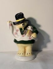 Vintage Coalport Figure - Paddington Bear Papers His Room