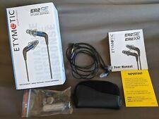 Etymotic ER2SE Studio Edition Earphones, Headphone DAC Hi Audio Mobile MP3 Music
