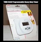 Tork 454D 7 Day Digital Programmable Timer. TV, Radios, Fans, Appliances, Lamps  photo