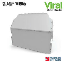 Ford Transit Connect SWB 2002-2013 Van Guard Steel Bulkhead Solid VG202-SWB-S