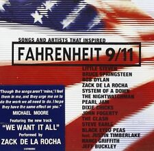 Epic - Songs and Artists That inspired Fahrenheit 9/11